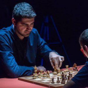 خمام - امیررضا پوررمضانعلی رقابتهای بینالمللی شطرنج روسیه را بدون شکست پشت سر گذاشت