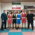 تیم بوکس خمام به ۳ مدال طلا و ۱ نقره دست یافت