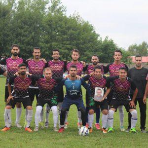 خمام - تیم فوتبال شهید فانی با نتیجه ۳ بر ۱ مغلوب پارسه رشت شد