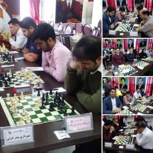 خمام - ۲ شکست و ۱ پیروزی برای خمام در هفته سوم از لیگهای برتر و دسته اول شطرنج گیلان