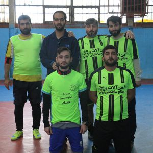 خمام - تیم سپاه ناحیه مقداد در رقابتهای چندجانبه فوتسال به قهرمانی دست یافت