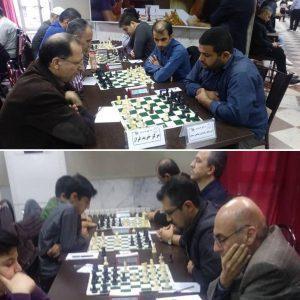 خمام - نمایندگان خمام در لیگ دسته دوم شطرنج گیلان به ۱ پیروزی و ۱ شکست دست یافتند