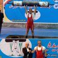 قهرمانی محمد صبحی در مسابقات کنده فلزی باشگاههای استان گیلان
