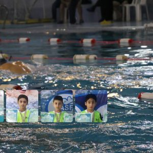 خمام - شناگران خمامی به ۷ مدال رنگارنگ دست یافتند