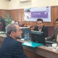 رضا بهشتی از خمام برای شرکت در انتخابات مجلس نامنویسی کرد