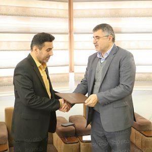 خمام - محمود کنعانی بهعنوان مشاور اجرایی مدیرکل آموزش و پرورش گیلان منصوب شد