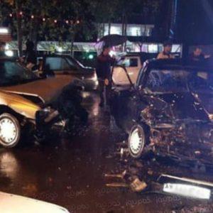 خمام - ۱۱ نفر در جریان وقوع ۳ تصادف مصدوم شدند
