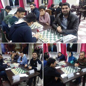 خمام - ۲ پیروزی و ۱ شکست، حاصل تلاش تیمهای خمامی در لیگهای برتر و دسته اول شطرنج گیلان