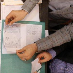 خمام - رضا بهشتی از انصراف داوطلبی خود در انتخابات مجلس یازدهم خبر داد