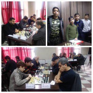 خمام - نمایندگان شطرنج خمام در لیگ دسته دوم گیلان به ۲ پیروزی و ۱ تساوی رسیدند