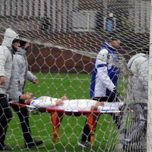خمام - ترخیص حافظ یعقوبی از بیمارستان بهدنبال آسیبدیدگی در الگیلانو