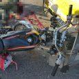 برخورد موتورسیکلت با خودروی وانت جان سرباز وظیفه را گرفت