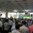 مسجد جامع برای حضور نمازگزاران ضدعفونی میشود