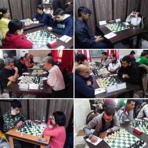 خمام - نمایندگان شطرنج خمام در لیگ دسته دوم گیلان به ۲ پیروزی و ۱ تساوی دست یافتند