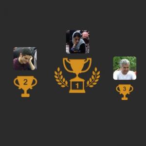 خمام - نایبقهرمانی معین شمس در مسابقات آنلاین شطرنج خمام
