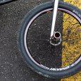 مرگ راکب دوچرخه در تصادف با کامیونت