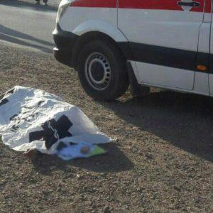 خمام - تصادف منجر به فوت بهدنبال بیتوجهی راننده