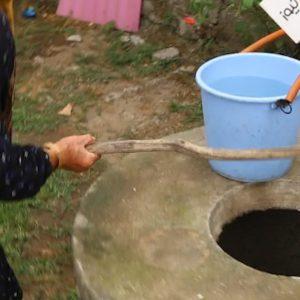 خمام - روستای فتاتو طعم تلخ بیآبی را میچشد