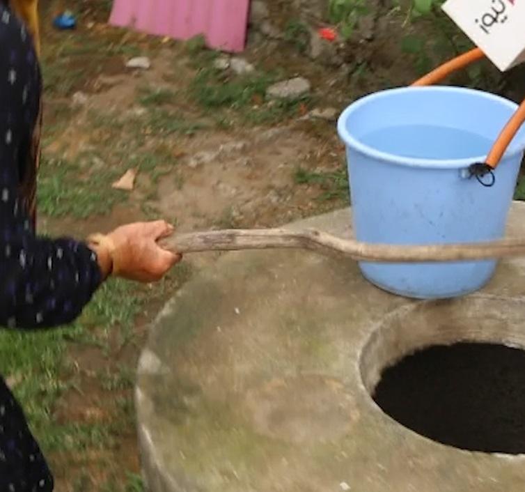 روستای فتاتو طعم تلخ بیآبی را میچشد