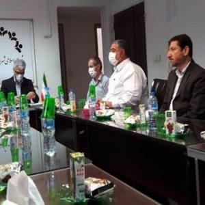 خمام - کلیات بودجه داخلی شورای شهر خمام تصویب شد