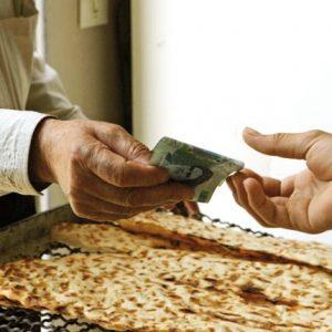 خمام - قیمت نانهای یارانهای و آزاد افزایش یافت