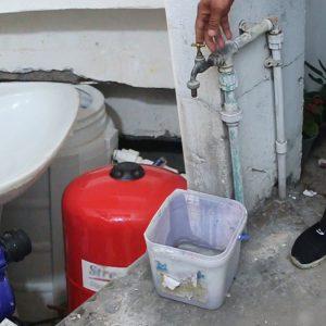 خمام - سایه کماعتنایی مسؤولان بر سر بیآبی برخیاز روستاها