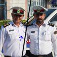مراسم تودیع و معارفهی فرمانده پلیس راه رشت-انزلی برگزار شد