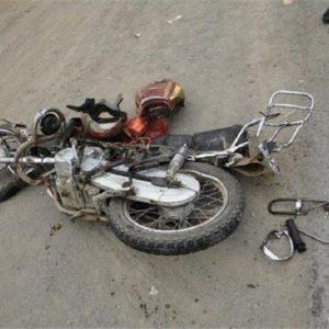 خمام - کورس موتورسواری ۱ نفر را به کام مرگ کشاند