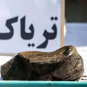 خمام - کشف ۱,۵ کیلوگرم ماده مخدر تریاک در دهستان چاپارخانه