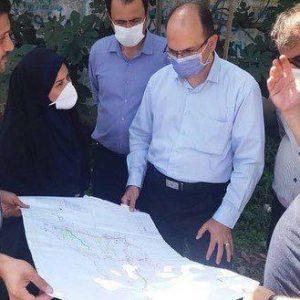 خمام - پروژه آبرسانی به ۱۰ روستای بخش خمام در هفته دولت بهرهبرداری میشود