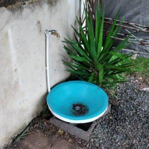 خمام - خوشبختانه پروژه آبرسانی مرزدشت افتتاح نشد!