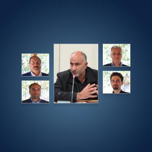 خمام - حسین امینی بهعنوان رییس شورای بخش خمام انتخاب شد