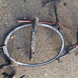 خمام - جانباختن دوچرخهسوار در تصادف با نیسانوانت