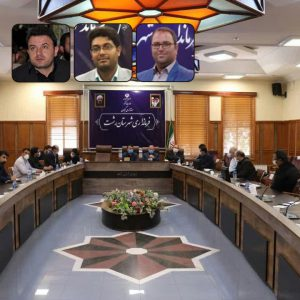 خمام - ترابی، افکنده و فلاح بهعنوان اعضای شورای مشورتی دهیاران شهرستان رشت معرفی شدند