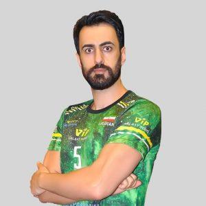خمام - علی تقینژاد به تیم والیبال لیگ دسته اولی ترکیه پیوست