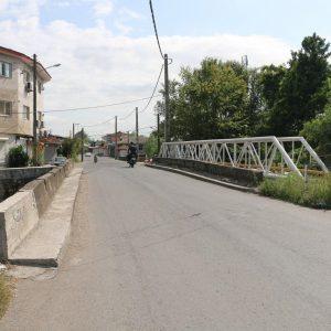 خمام - تعریض و مرمت پل خیابان بوعلی، در بین پروژههای حوزه بازآفرینی پایدار شهری و نوسازی