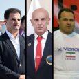 قضاوت کاظمی و برنجی در مسابقات قویترین مردان شمال ایران / نوروزی در مسابقات کاتای ساحلی گیلان به قضاوت پرداخت