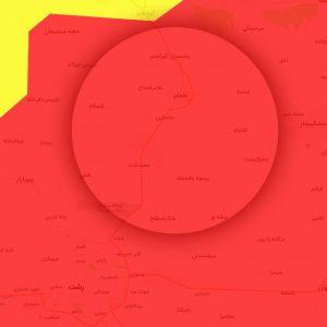 خمام - شهرهای قرمز بهمدت ۲ هفته قرنطینه میشوند