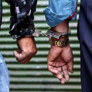 خمام - ۲ نفر در پارک سردارجنگل دستگیر شدند