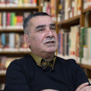 خمام - گفتگو با نویسنده کتاب «بررسی ویژگیها و ساختار زبان گیلکی»
