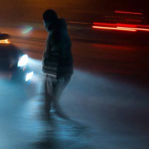 خمام - مرگ عابرپیاده در برخورد با خودروی ال۹۰
