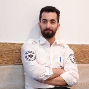 خمام - سیدمحمد ابراهیمی سرپرست پایگاه اورژانس شماره ۹ رشت شد