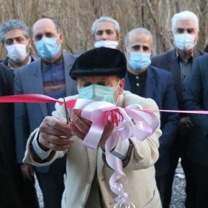 خمام - یک واحد مسکن محرومین در گورابجیر صحرا افتتاح شد
