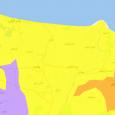وضعیت کرونایی شهرستان خمام زرد شد