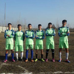 خمام - ۷ بازیکن خمامی به تیم فوتبال زیر ۱۷ سال ملوان پیوستند
