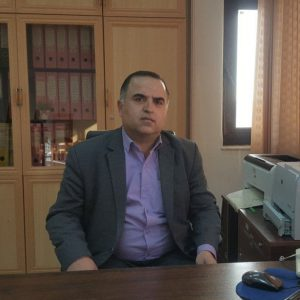 خمام - عبدالوحید احمدی سرپرست فرمانداری شهرستان خمام شد