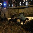 واژگونی پژو ۲۰۶ در میدان ولیعصر