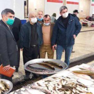 خمام - نماینده آژانس فدرال ماهیگیری روسیه: خواستار خرید ماهی کیلکا از ایران هستیم