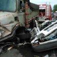 خوابآلودگی راننده کامیون حادثه آفرید