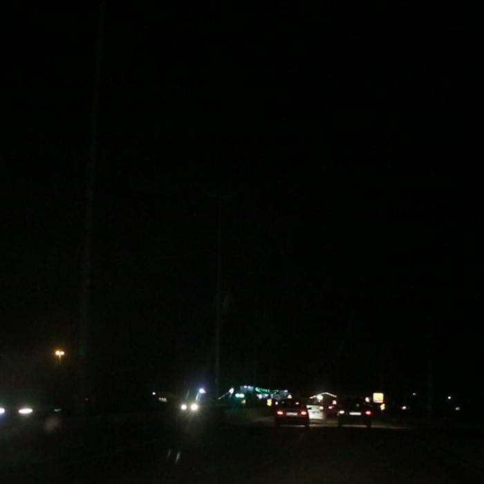 تاریکی محور کمربندی جان رانندگان را تهدید میکند